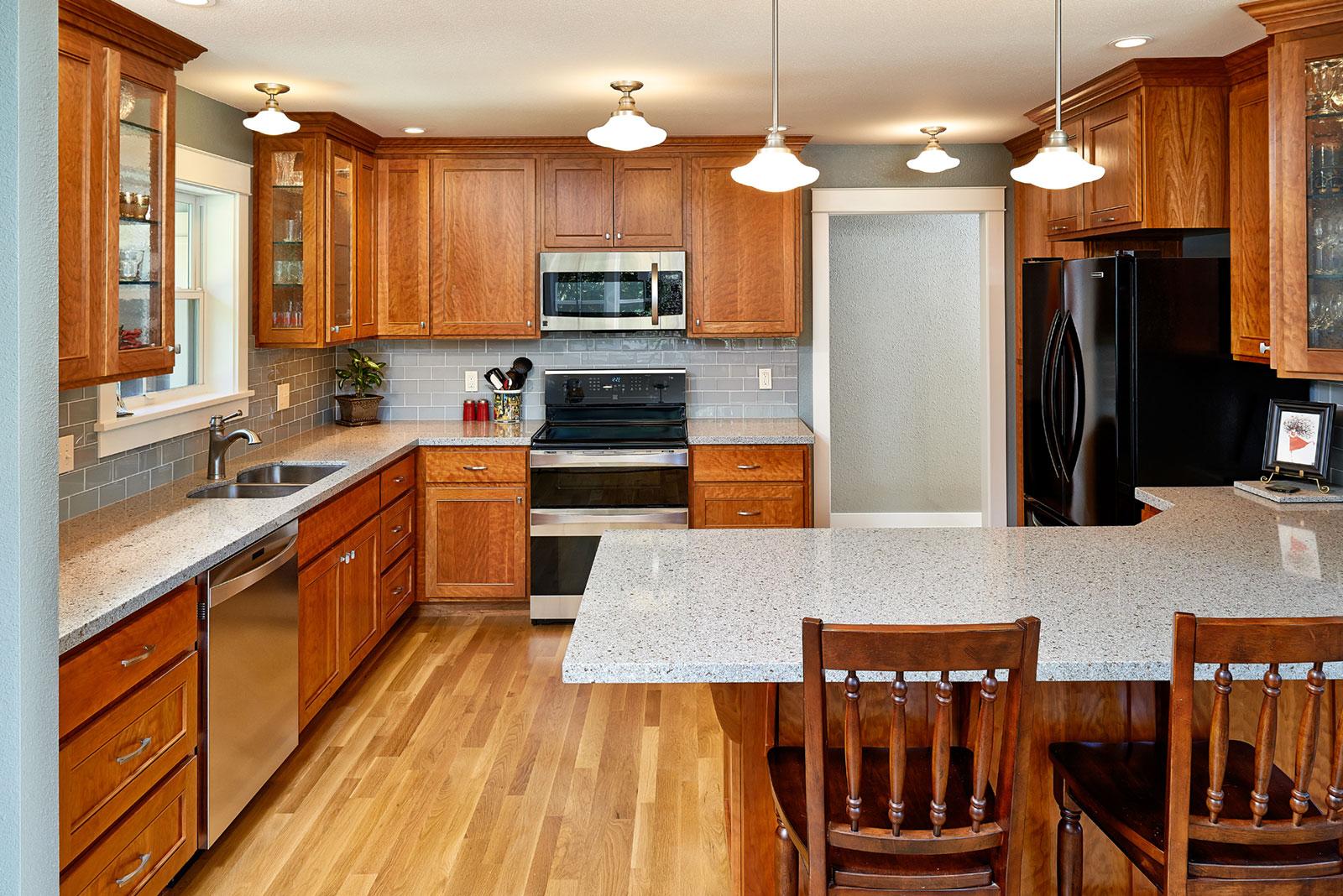 custom home design corvallis - Henderer Design + Build, Corvallis OR