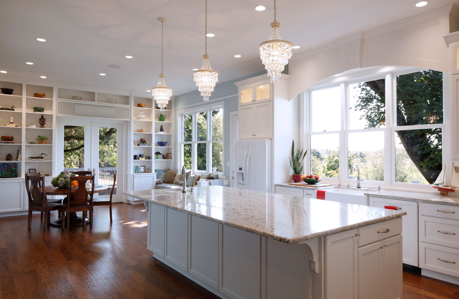 historic home remodel and addition - Henderer Design + Build, Corvallis OR