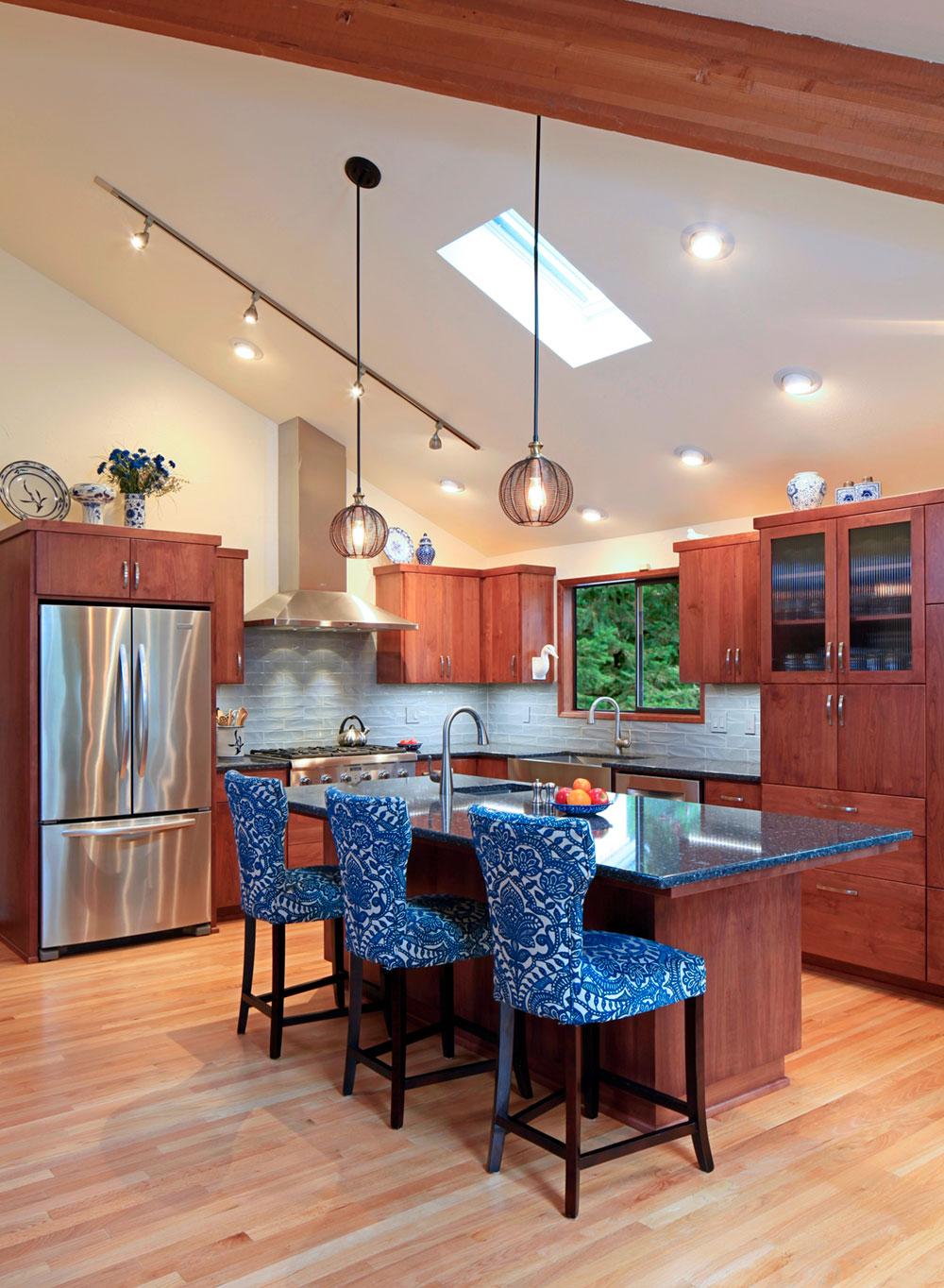 kitchen renovation - Henderer Design + Build, Corvallis OR