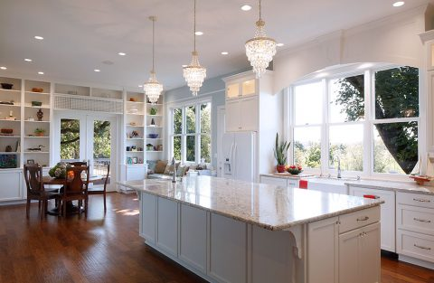 renovating a old home - oregon home remodeling - Henderer Design + Buid