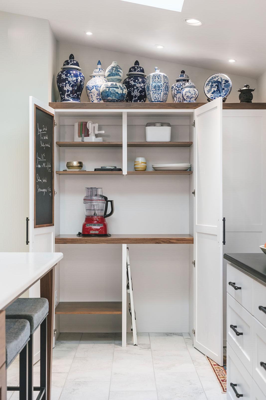 industrial kitchen design, home remodel - Henderer Design + Build, Corvallis OR