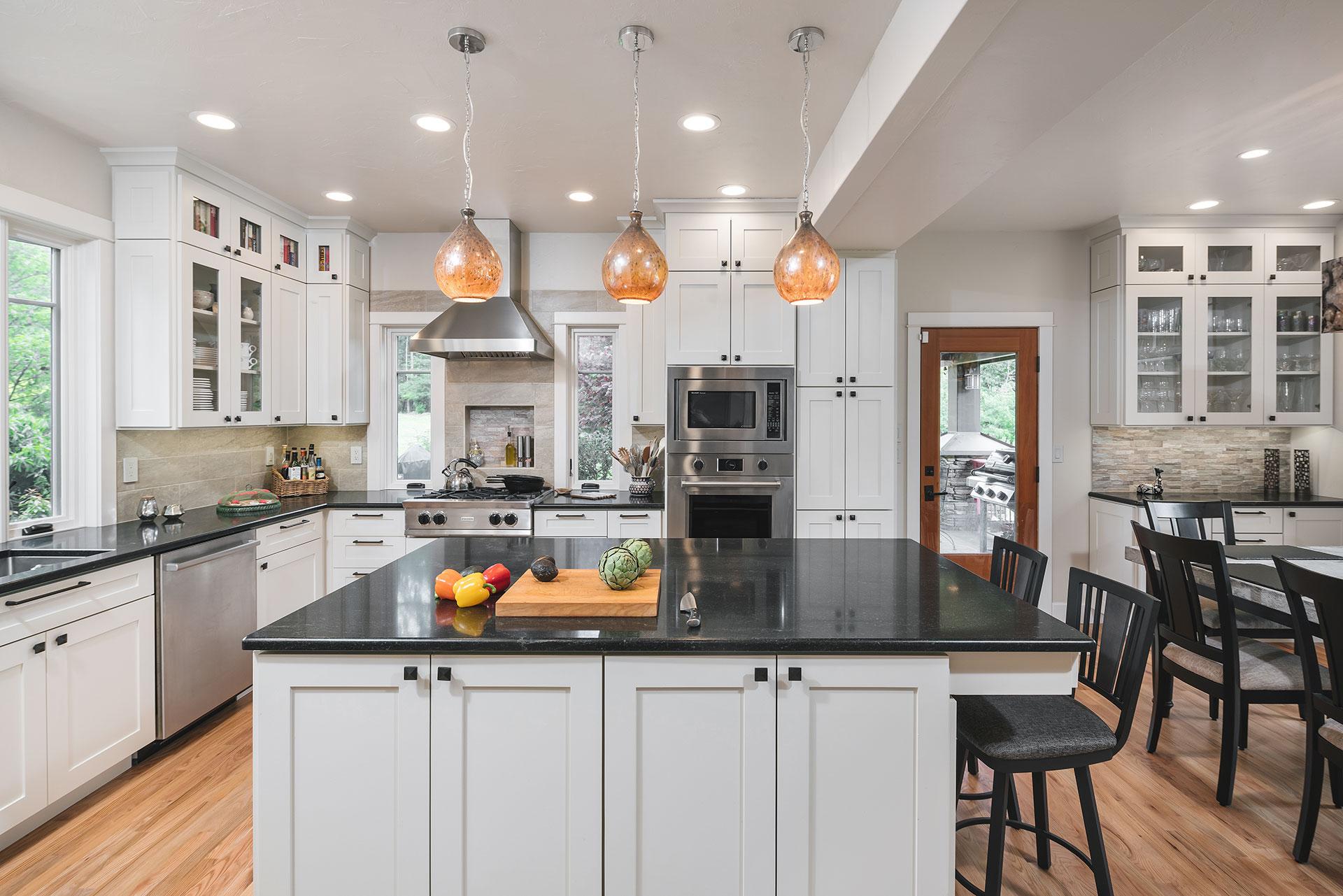 Craftsman Kitchen 1 Henderer Design Build