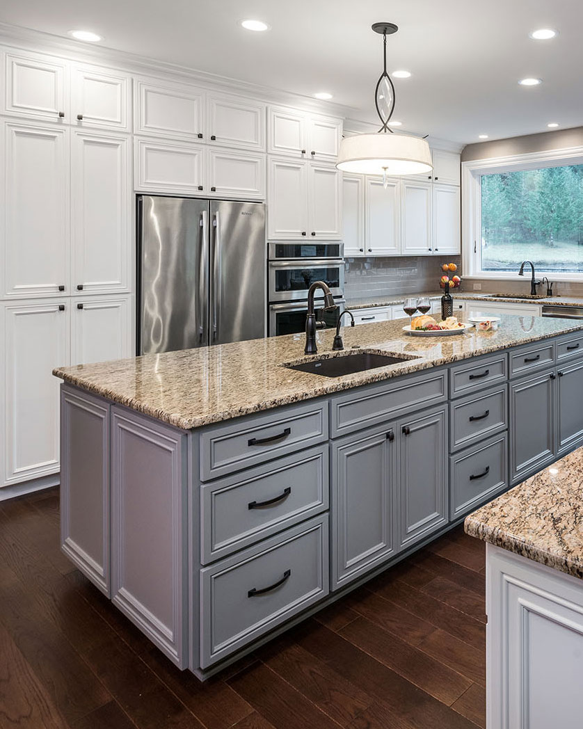 custom cabinetry design - Henderer Design + Build, Corvallis OR