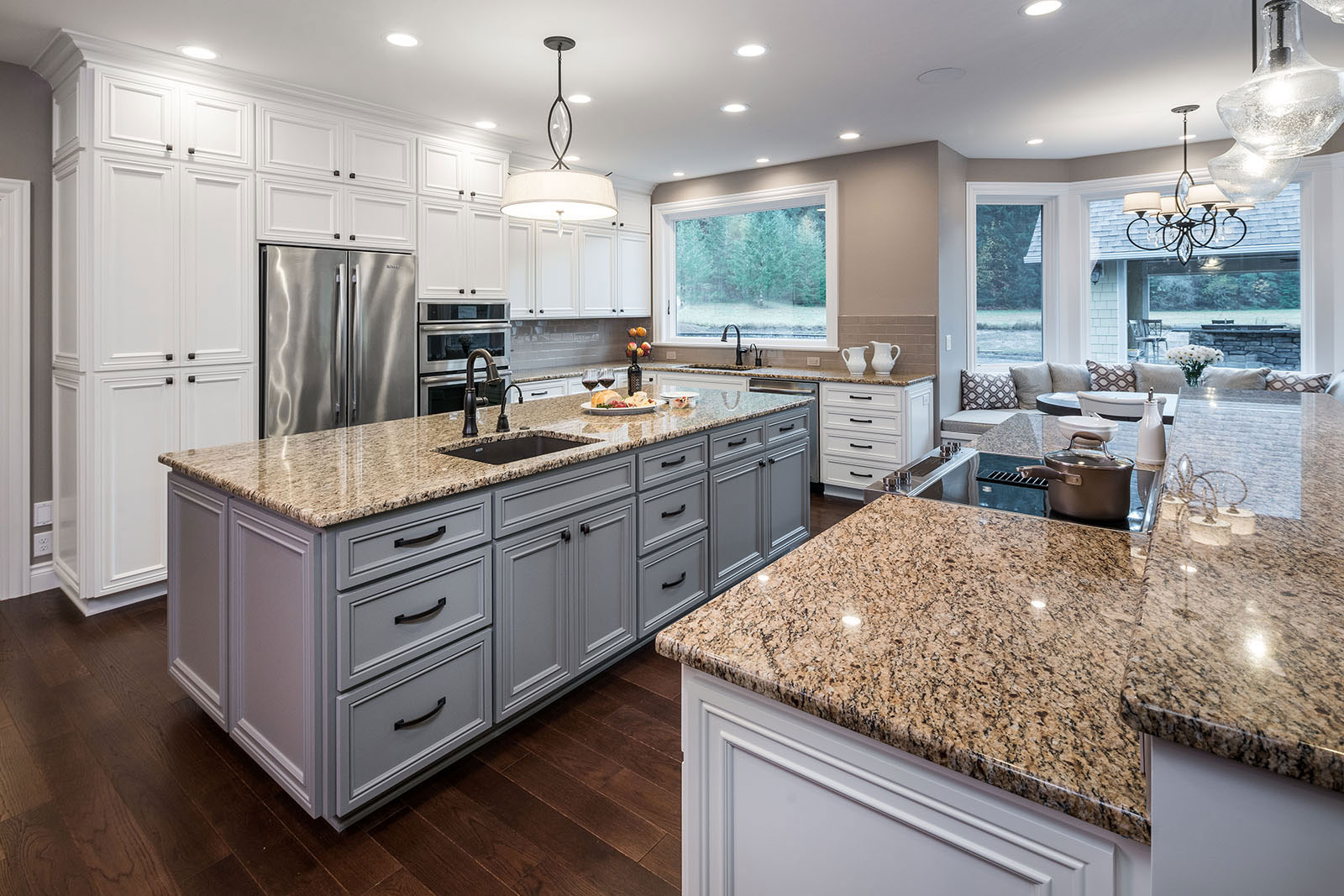 custom home design - Henderer Design + Build, Corvallis OR