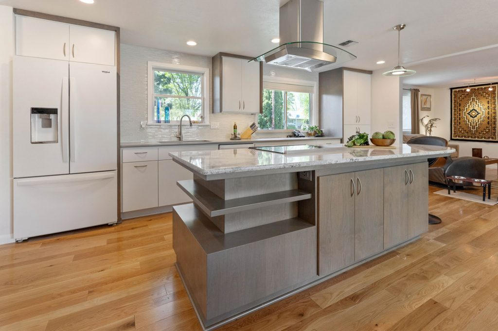 home remodel - Henderer Design + Build, Corvallis OR