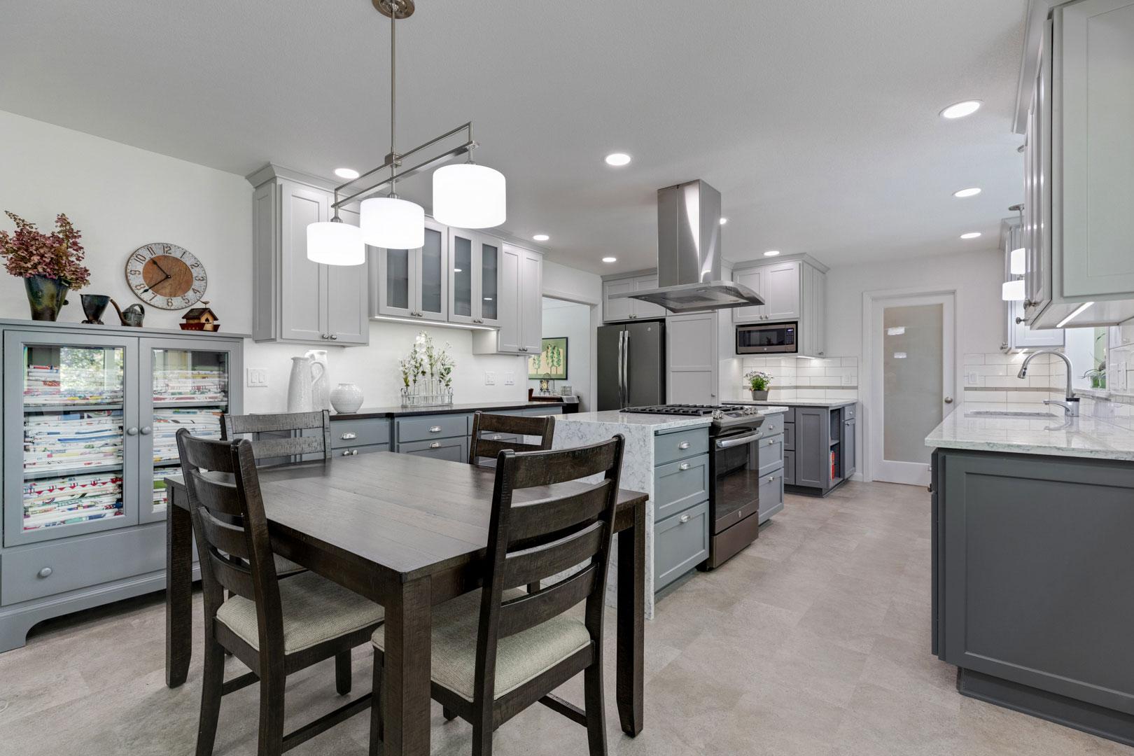 kitchen design - Henderer Design + Build, Corvallis OR