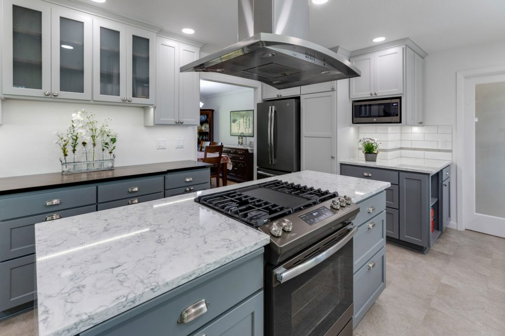 kitchen design - Henderer Design + Build, Corvallis OR