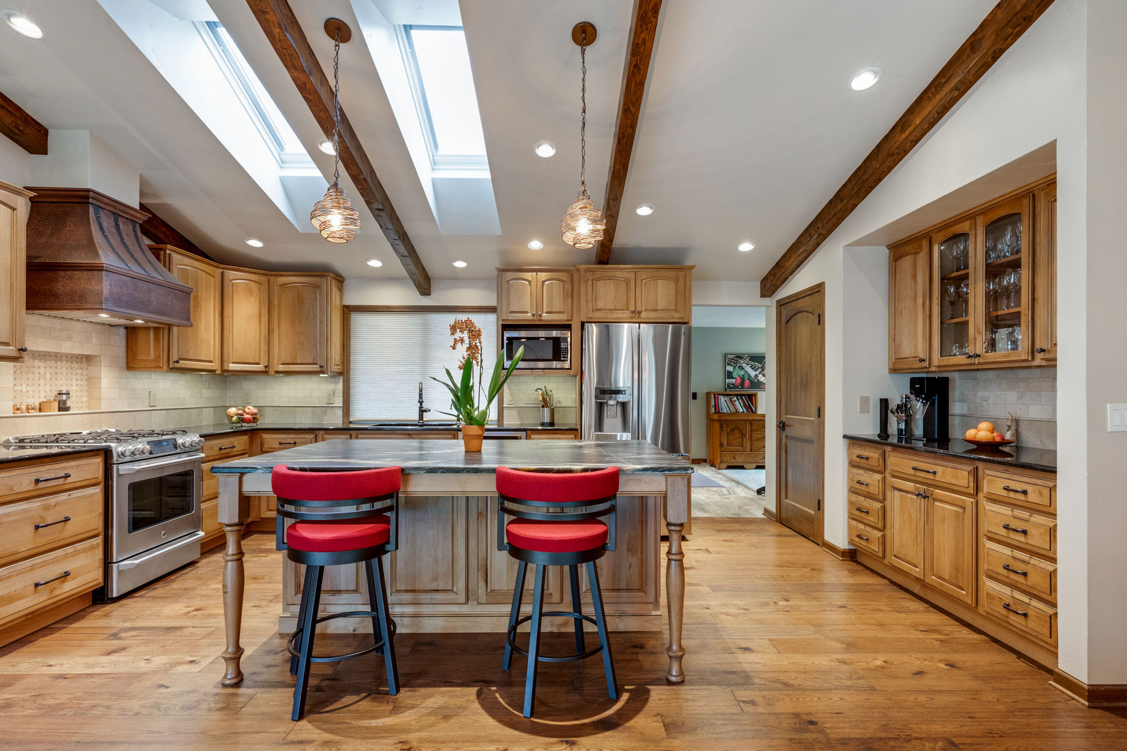 kitchen remodel, home remodeler - Henderer Design + Build, Corvallis OR