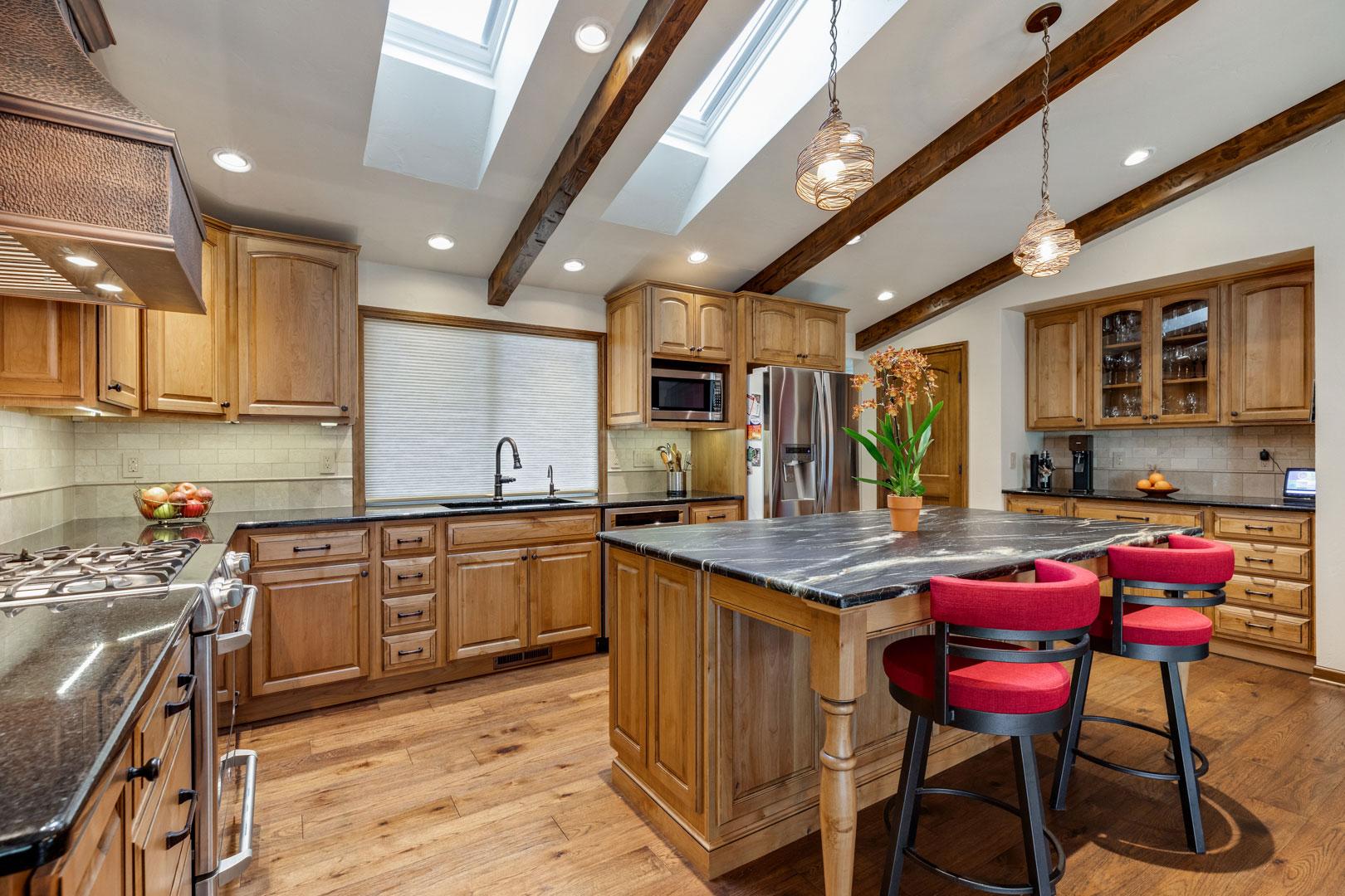 kitchen remodel, home remodeler - Henderer Design + Build, Corvallis OR