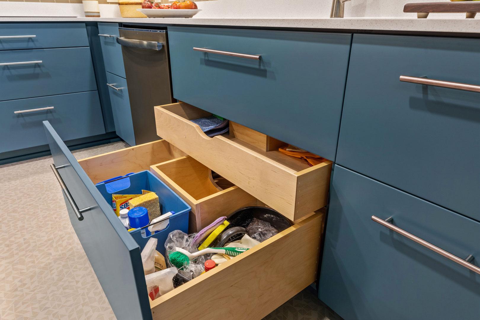 kitchen cabinet design - Henderer Design + Build, Corvallis OR